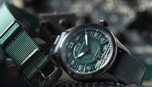 Jeu concours : gagnez une montre automatique AVI-8 Hawker Hurricane