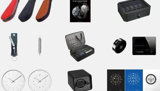 10 Cadeaux de Noël pour les amateurs d'horlogerie