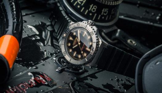 Laventure dévoile sa collection de plongée «Sous-Marine»