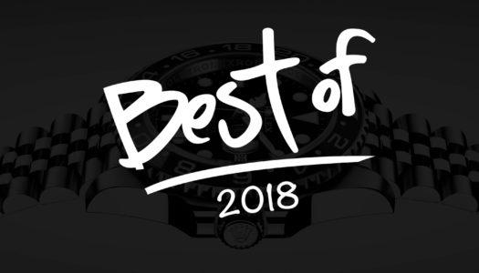 Best of 2018 : vos articles favoris de l'année