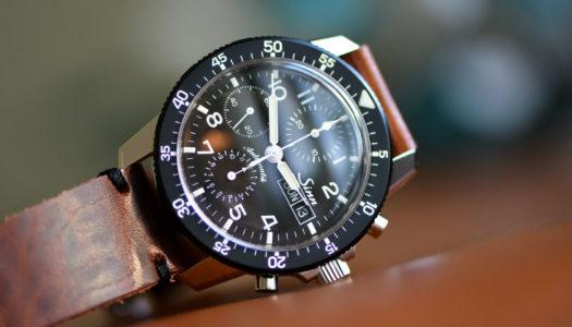 Une journée avec la Sinn Traditional Pilot Chronograph 103 St