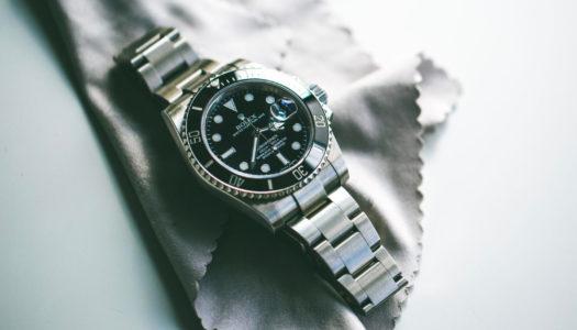 Comment nettoyer votre montre ?
