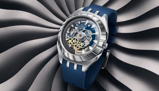 Swatch Flymagic : Quand le Mouvement Devient le Cadran