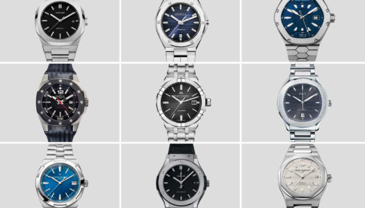 10 Alternatives à l'Audemars Piguet Royal Oak