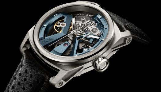 CODE41 X41 : Haute Horlogerie Communautaire