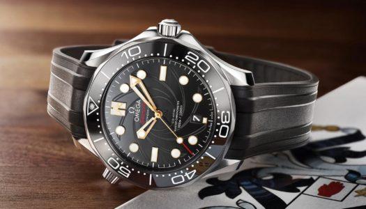 Omega Seamaster Diver 300M «James Bond» Édition Limitée