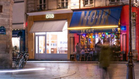 Oris ouvre une boutique au coeur de Paris