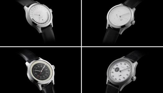 Vasco présente 4 nouvelles montres automatiques 24 heures françaises
