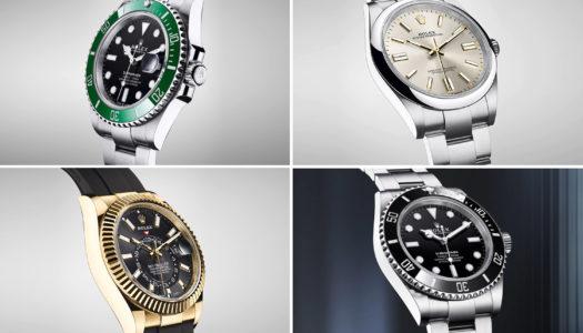 Rolex : Les Nouveautés Phares de 2020