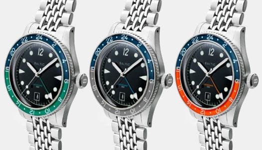 Baltic Aquascaphe GMT : la Plongeuse Devient Voyageuse