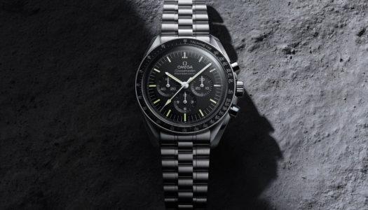 La Nouvelle Omega Speedmaster Moonwatch Professional 2021