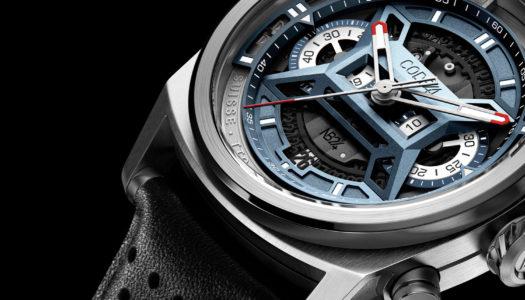 CODE41 signe son premier chronographe manufacture avec la NB24