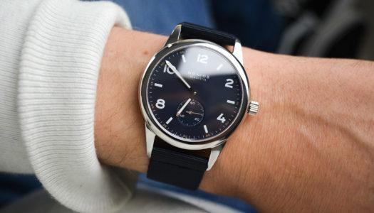 Une Nomos Club Automatic pour les 175 ans d'art horloger de Glashütte