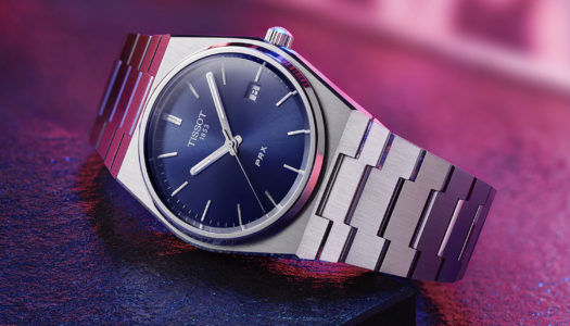 Tissot PRX 40 125 : le néo-vintage par excellence