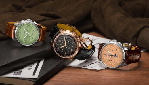 Breitling Premier Heritage : Un Nouveau Trio de Chronographes