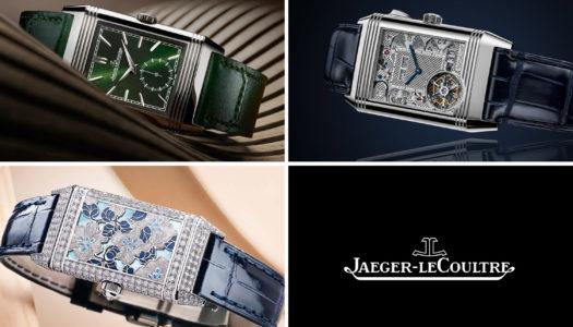 Watches & Wonders 2021 : Jaeger-LeCoultre braque les projecteurs sur la Reverso