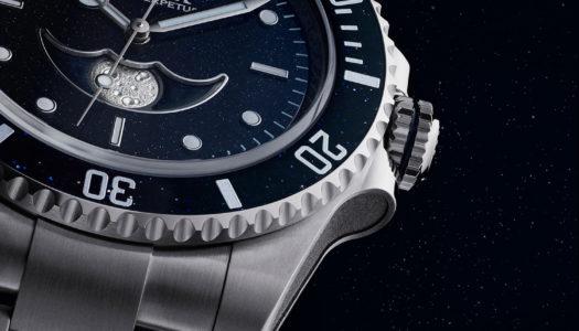 The Sea Shepherd Challenge : une Submariner Moonphase par les Artisans de Genève