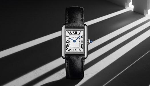 Cartier Tank Must : la Rencontre de Deux Icônes
