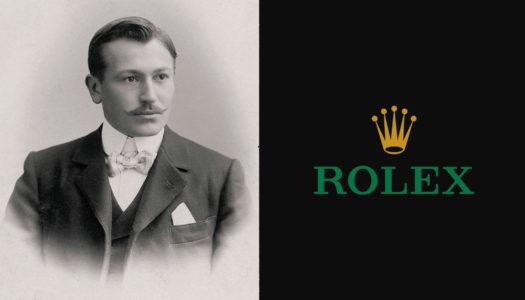 Hans Wilsdorf : Biographie du Visionnaire et Fondateur de Rolex