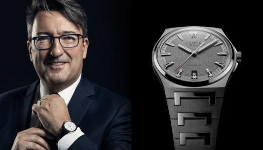 Rencontre avec Xavier de Roquemaurel, CEO de Czapek