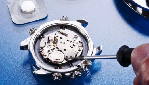 Comment changer la pile d'une montre ?