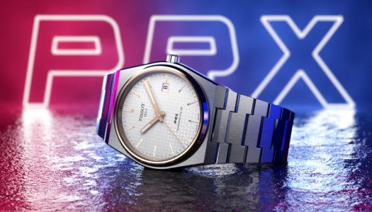 Tissot PRX Powermatic 80: le Charme Irrésistible des 70s