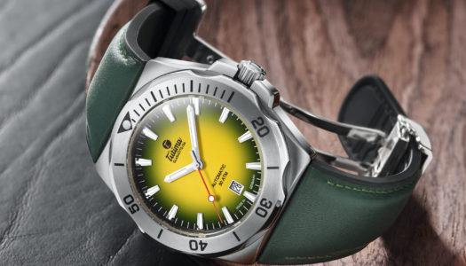 Tutima M2 Seven Seas S : une plongeuse étanche à 500m pour moins de 2000€