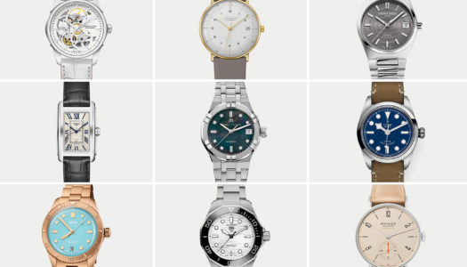 10 montres automatiques pour femme à moins de 3000€