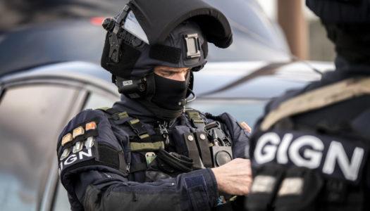 Les montres du Groupe d'Intervention de la Gendarmerie Nationale (GIGN)